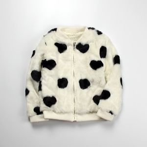 Sovereign Beautee Jackets & Coats - Toddler- Love you Bomber